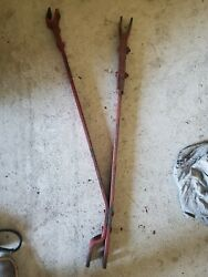Vintage Farmall A Tractor Implement Bracket Cultivator