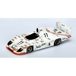 Scale Model Compatible With Porsche 936 N.11 Winner Lm 1981 J.ickx-d.bell 143 R