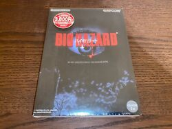 Biohazard Pc Game New And Sealed Ultra Rare Wata Ready Japan Resident Evil