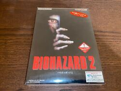Biohazard 2 Pc Game New And Sealed Ultra Rare Wata Ready Japan Resident Evil