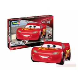 Assembly Kit Compatible With Cars 3 Lighting Mcqueen Crazy 8 Race Kit 124 Revel