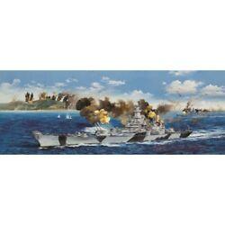 Assembly Kit Compatible With Nave Uss Iowa Bb-61 Kit 1200 Trumpeter Tp3706