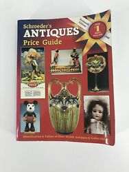 Schroederand039s Antiques Price Guide Sixteenth Edition 1998