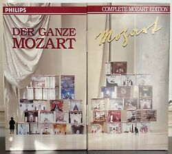 Philips Complete Mozart Edition Original 1991 280 Cd Box Stunning Many Sealed