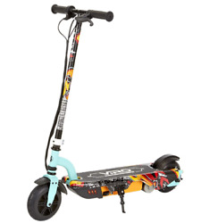 New Viro Rides Vr 550e Electric Scooter With New Street Art-inspired Look