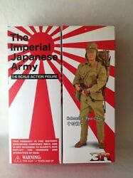 Action Figure 1/6 Did Nakamura Ryuichi Imperial Japanese Army Fv