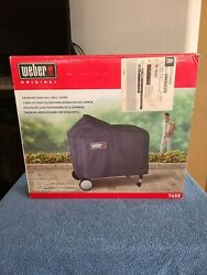 Weber 7455 Charcoal Grill Cover Performer Grills One Touch Platinum Pro Classic