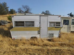 Early 70and039s Aristocrate Low-liner Travel Trailer- One Owner