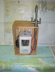 Boaters' Resale Shop Of Tx 2007 2157.02 Quick And Hot Ah-780 Water Heater And Faucet