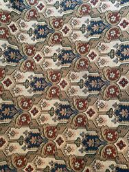 Fabric Tapestry Upholstery Persian Rug Pattern By the Yard 6 yds. available