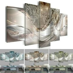 Home Art Decor Abstract Flower Wall Art Canvas Print Pictures/ For/ Living Room