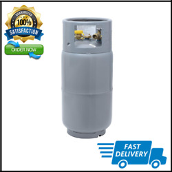 33.5 Pound Steel Forklift Propane Tank Cylinder With Gauge Tc And Dot Compliant
