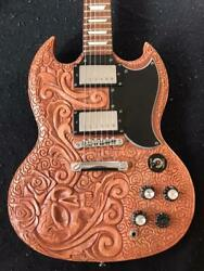 Sold Out Sculpture Sg Epiphone 400