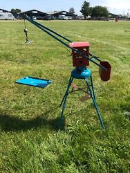 Vintage 1950andrsquos Triang Toy Crane Mint Condition