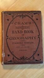 Cramand039s Illustrated Illustrated Hand-book Of Geography [diamond Edition] 1881