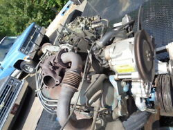 1980 Firebird Trans Am 301 4.9 Turbo Indy Pace Car Complete Engine