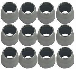 Safety Round Steel Wedges For Hammer Handles - Usa Made 12 Count, 15/32 Wide