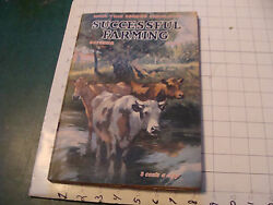 Check It Out Successful Farming Mag 1925 October W Cows In Water