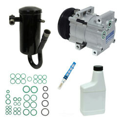 Uac Kt 1276 A/c Compressor And Component Kit - Compressor Replacement Kit Vin H