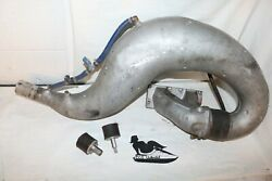 Riva Type 4 Dry Exhaust Pipe Super Jet B Aftermarket Superjet 701 Chamber Randd