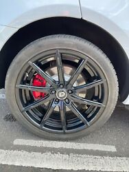 Range Rover 22 Inch Alloy Wheels Luxani With Hankook Tyres More Then 4 Mile Left
