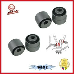 Spc Rear Camber Bushing-toe Bushing Kit Pair For 300 Charger Challenger 66050