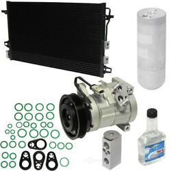 A/c Compressor And Component Kit-lx Uac Fits 2006 Chrysler Town And Country 3.8l-v6