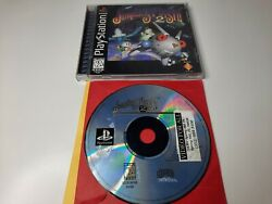 Jumping Flash 2 Sony Playstation 1 Ps1 Ps2 Complete Excellent Condition