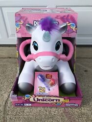 Rideamals Unicorn Ride-on Toy By Kid Trax, 6-volt, Toddler, Powered