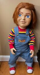 Childs Play Talking Life Size Buddi Doll Chucky With Phrases