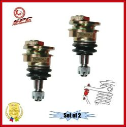Spc Front 1.5° Adjustable Camber Ball Joint Pair For 00-09 Honda S2000 Rwd 67220