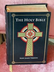Holy Bible, Leather, Old And New Testaments, Gstave Dore Illustrated, King James