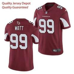 Jj Watt Red And White Cardinals Jersey, Free Express Shipping