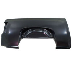 07-13 Chevy Silverado Truck Crew Cab 6and039 Bed Rear Fender Quarter Panel Right Side