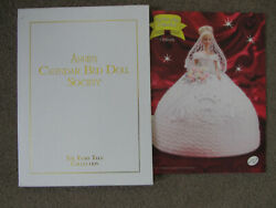 Annie's Calendar Bed Doll Society The Fairy Tale Collection Crochet Patterns