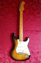 1998 Fender Stratocaster American Vintage And03957 Upgr. Reissue-2 Usa