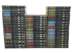 Britannica Great Books Of The Western World 1984 Hardcover 1-20, 23-48, 51-54