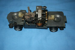 Lionel 68 Executive Inspection Car Chassis/frame. Runs Well