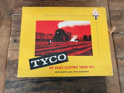 Vintage Tyco Ho Scale Electric Train Set Southern Pacific No. T6107
