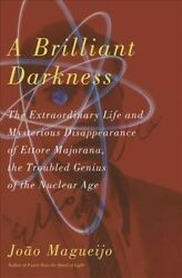 Brilliant Darkness The Extraordinary Life And Disappearance Of Ettore Major...