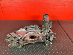 03-06 Mercedes W211 Cls55 Sl55 E55 Sl55 Amg M113k Engine Motor Timing Cover Oe👌
