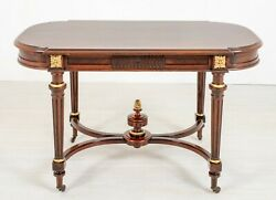 Victorian Centre Table Rosewood Circa 1870