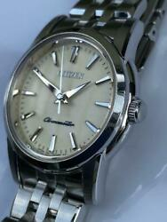 Citizen Ctl57-1221 Used Watch Rare Stainless Steel From Japan