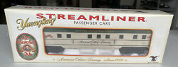 K-line Train Yuengling Beer Streamliner Lord Chesterfield Passnger Car 4598-2002