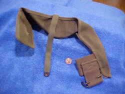 Us Military Kore Ww2 M1910 Pick Mattock Intrenching Axe Canvas Cover Carrier 51r