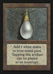 Mox Pearl Not Tournament Legal Collectors Edition Int Mint Rare Card Abugames