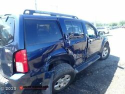Automatic Transmission 6 Cylinder Crew Cab 4wd Fits 07 Frontier 340389