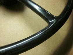 Vintage Truck Steering Wheel Circa 50's 60's Fits Ford
