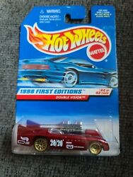 Hot Wheels Mattel 1998 First Editions Double Vision