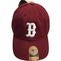 Boston Red Sox '47 Franchise Throwback 1st Release Xl Fitted Cap Hat 35